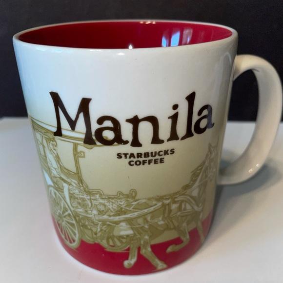 Starbucks Manila Mug from Icon Series EUC